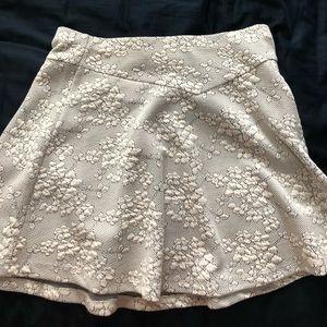 White Skirt!